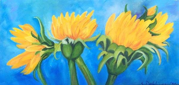 Painting - Summer Delight by Susan Dehlinger