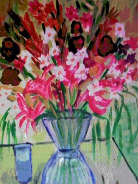 Painting - Summer Dream by Nikki Dalton