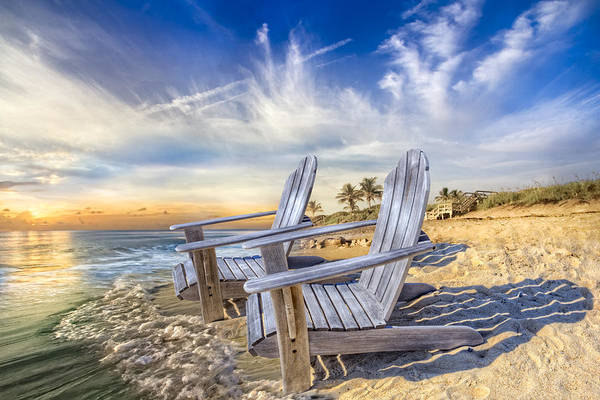 Boynton Photograph - Summer Dreaming by Debra and Dave Vanderlaan