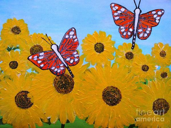 Painting - Summer Dreams by Karen Jane Jones