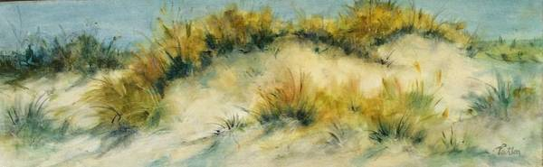 Painting - Summer Dunes by Karen Ann Patton