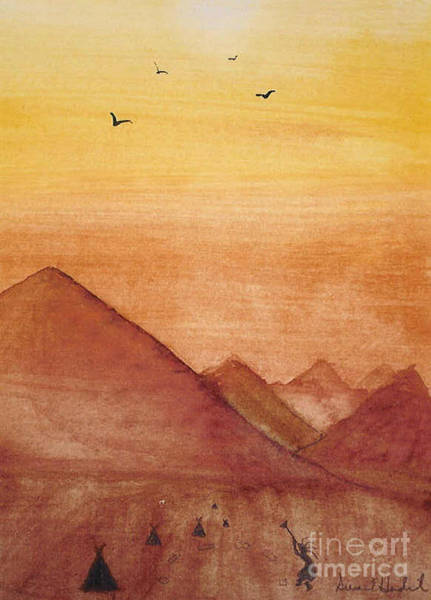 Painting - Summer Flight by Susan Hendrich