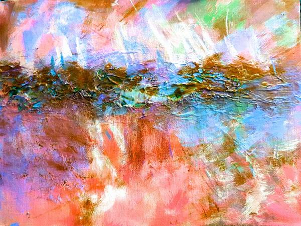Painting - Summer Hues by Nikki Dalton