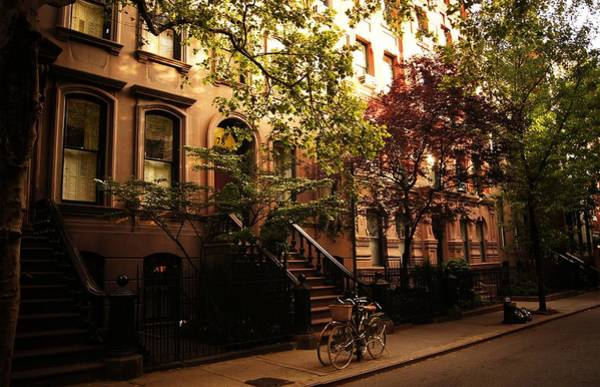 Lower Manhattan Photograph - Summer In New York City - Greenwich Village by Vivienne Gucwa