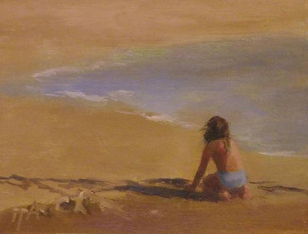 Painting - Summer Interest II by Irena Jablonski