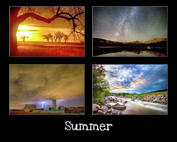 Photograph - Summer by James BO Insogna