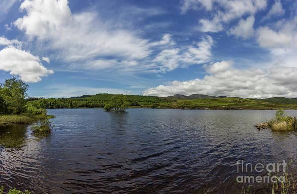 Photograph - Summer Lake by Ian Mitchell