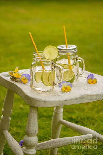 Lemonade Wall Art - Photograph - Summer Lemonade by Amanda Elwell