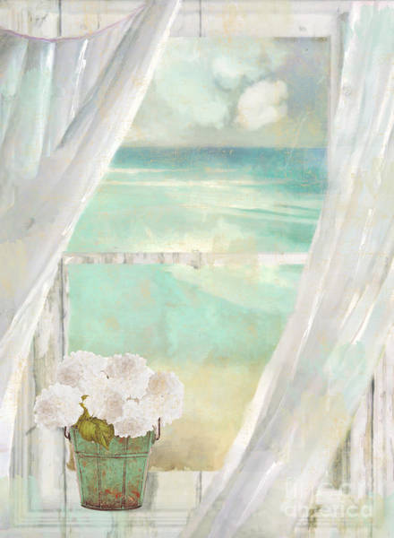 Sand Dune Painting - Summer Me by Mindy Sommers