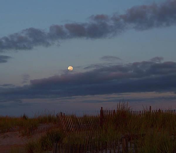 Photograph - Summer Moon I I by Newwwman