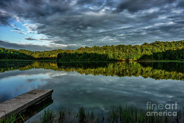Photograph - Summer Morning At The Dock by Thomas R Fletcher