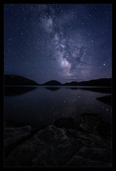 Wall Art - Photograph - Summer Night At Eagle Lake by Robert Fawcett