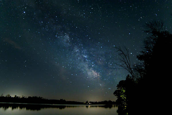 Photograph - Summer Nights In Northern Michigan by Russell Todd