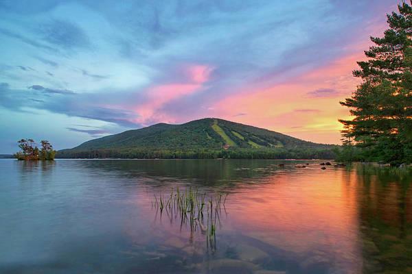 Photograph - Summer On Pleasant Mountain by Darylann Leonard Photography