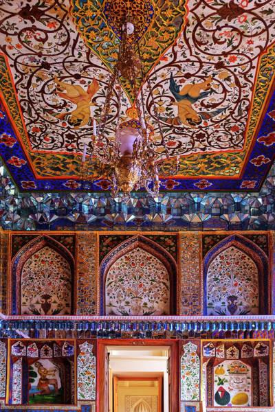 Photograph - Summer Palace Of Shaki Khans by Fabrizio Troiani