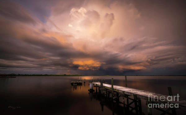 Summer Storm Photograph - Summer Rains by Marvin Spates
