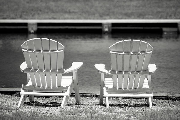 Photograph - Summer Relaxation by Don Johnson