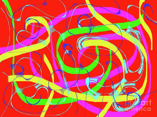 Painting - Summer Rhythm by Chani Demuijlder