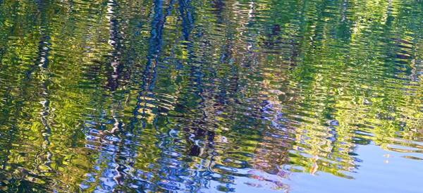Photograph - Summer Ripples by Polly Castor