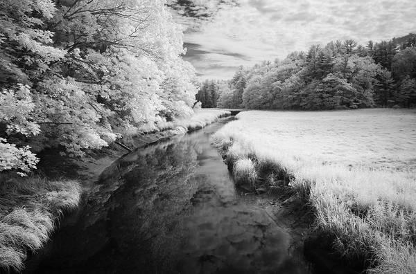 Photograph - Summer Salt Marsh - Wells Maine by Luke Moore