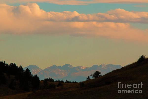 Photograph - Summer Sangre De Cristo Sunrise by Steve Krull