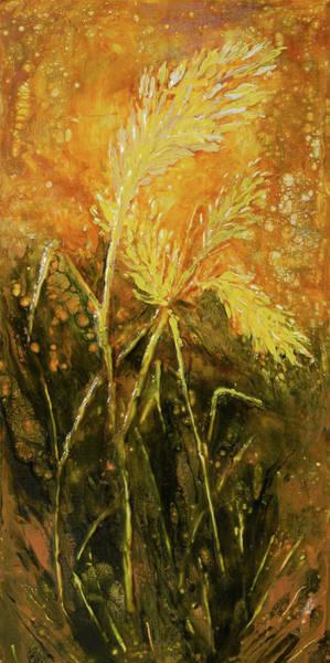 Wall Art - Painting - Summer Scorch by Alexandra Kiczuk