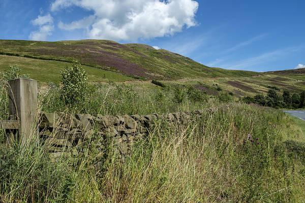 Photograph - Summer Scottish Scenery by Jeremy Lavender Photography