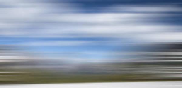 Digital Art - Summer Snow X by Jon Glaser