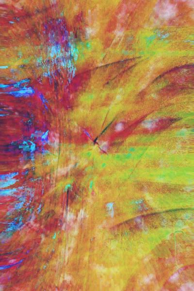 Summertime Digital Art - Summer Splash by Linda Sannuti
