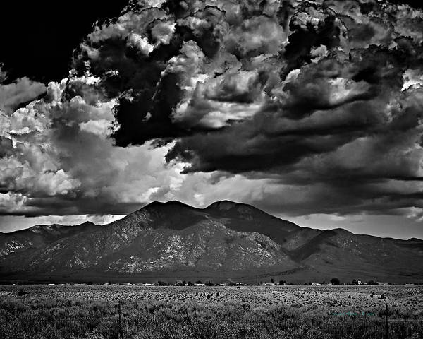Photograph - Summer Storm by Charles Muhle