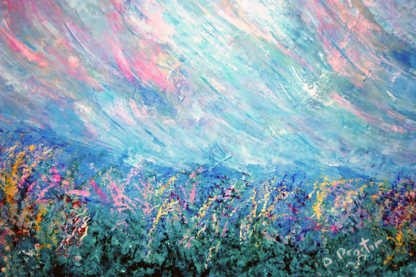 Painting - Summer Storm by Donna Proctor
