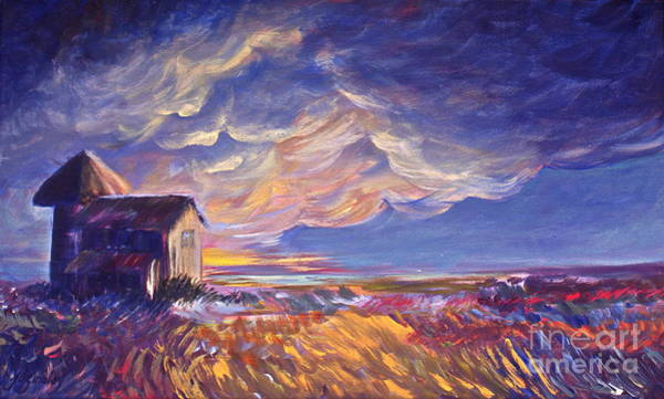 Painting - Summer Storm by Joanne Smoley
