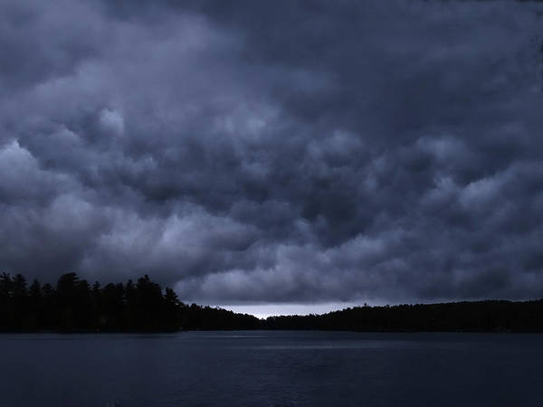 Photograph - Summer Storm by Mary Vinagro