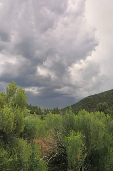 Photograph - Summer Storm by Ron Cline