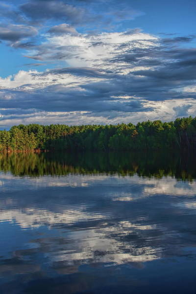 Photograph - Summer Sundown On Buck Lake by Dale Kauzlaric