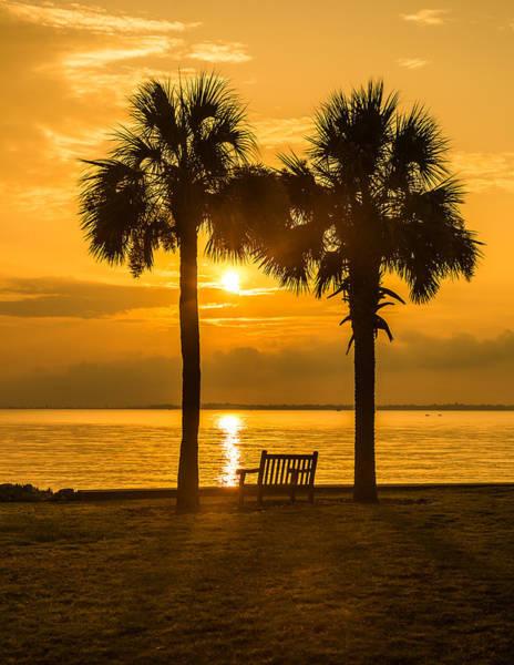 Summer Sunrise - Charleston Sc Art Print