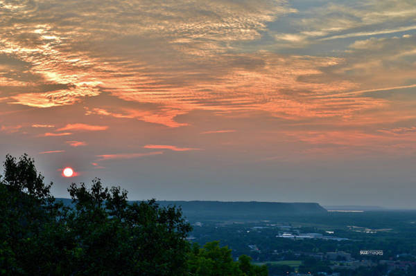 Photograph - Summer Sunset by Susie Loechler