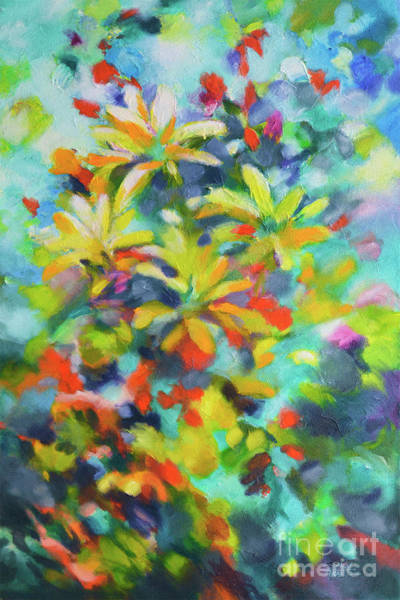 Painting - Summer Sweetness by Sally Trace