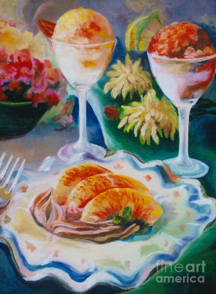 Pastel - Summer Treats by Donna Hall