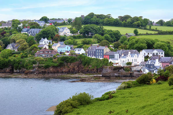 County Cork Wall Art - Photograph - Summercove - Ireland by Joana Kruse