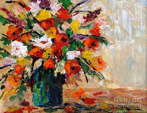 Painting - Summer's Riot by Phyllis Howard