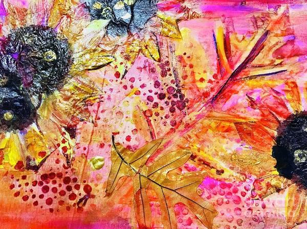Wall Art - Mixed Media - Summer's Tears by Bridget Weber