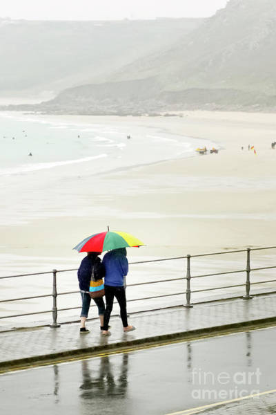 Sennen Cove Photograph - Summertime In England by Terri Waters