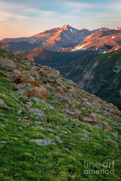 Wall Art - Photograph - Summertime In The Rocky Mountains by Ronda Kimbrow