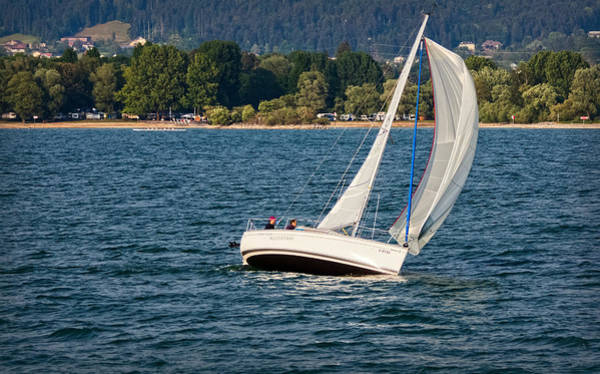 Photograph - Summertime On The Lake by Tatiana Travelways