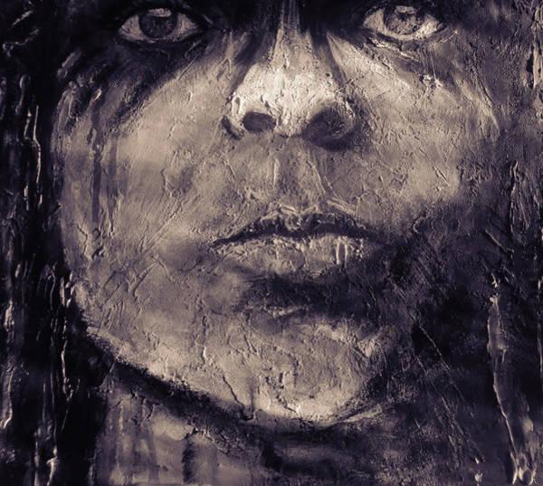 Summoning Painting - Summoned by Zoe Oakley