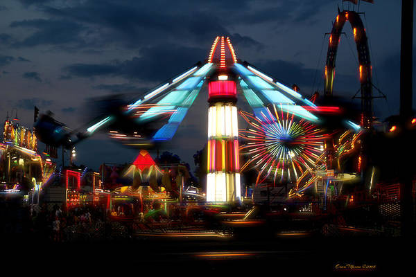 Photograph - Sumner County Fair 6-27-15 by Ericamaxine Price