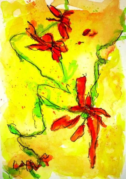 Sun Catchers 1 Art Print