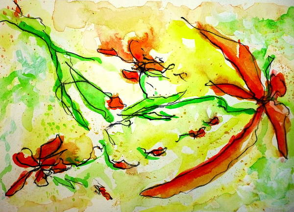 Sun Catchers 2 Art Print