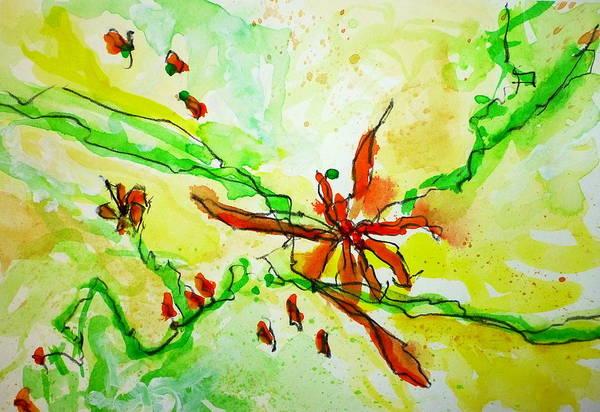 Sun Catchers 3 Art Print